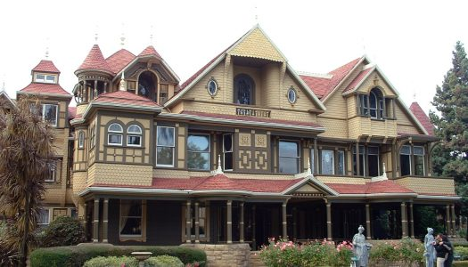 Winchester Mystery House provides free video tours during closure