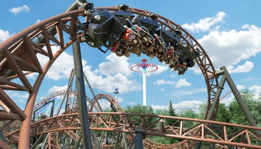 Carowinds offers virtual coaster experience