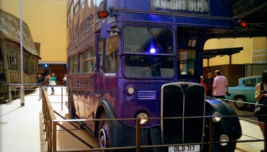 Harry Potter buses put on to take medical staff to work