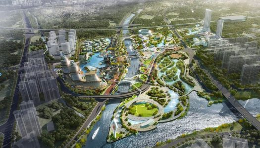 OCT Zhongshan Harbour theme park due to open in 2023