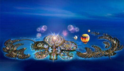 Ocean Flower Island in China to open as scheduled