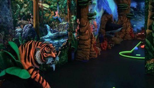 Themebuilders create indoor theming for indoor playground in Belgium