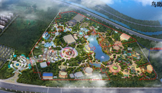 Xuzhou Fantawild Theme Park expected to be completed by 2022
