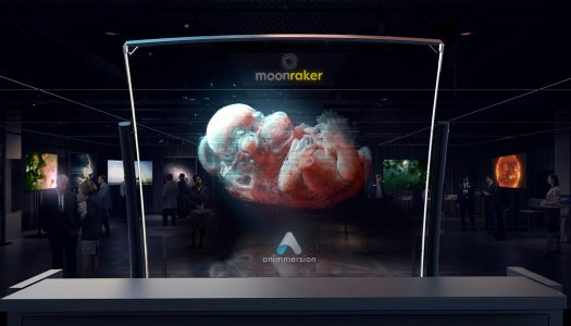 Moonraker VFX teams up with Animmersion to create pioneering, 3D content
