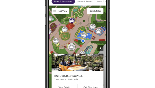 Paultons Park extends partnership with Attractions.io to provide in-app social distancing solution