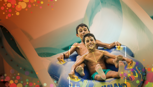 Polin Waterparks launches new waterpark image recognition technology: AIPIX