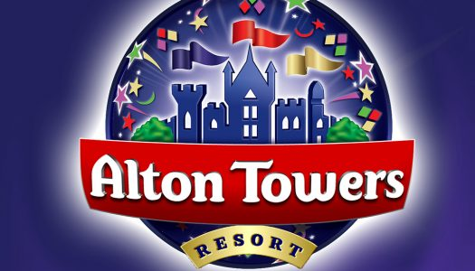 Alton Towers reopens parts of its grounds