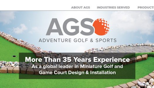 Adventure Golf Services' rebrands with new name, logo, and website