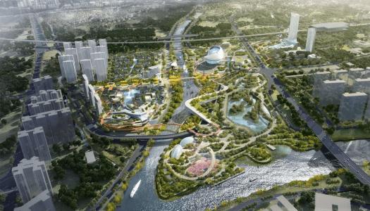 Construction of OCT Happy Coast Zhongshan project begins