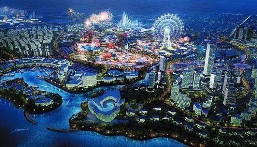 Mega international tourist resort to be developed in Guangxi province, China