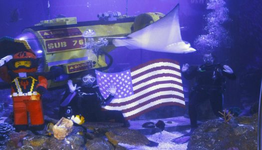 Sea Life Aquarium celebrates Independence Day in style