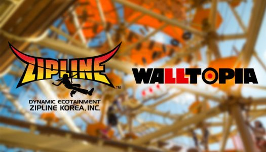 Walltopia announces partnership with Zipline Korea