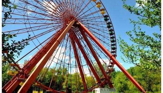 Berlin's abandoned theme park 'Spreepark' to gradually reopen