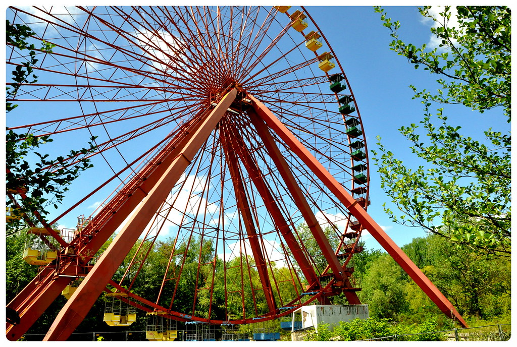 Berlin S Abandoned Theme Park Spreepark To Gradually Reopen Interpark