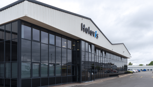Holovis moves to new headquarters