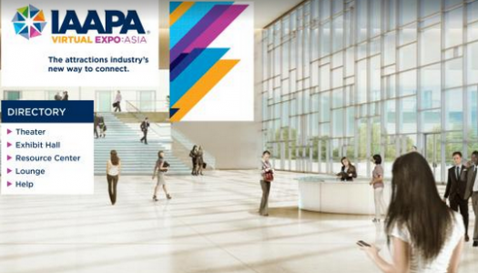 IAAPA Virtual Expo Asia attracts industry professionals across the globe