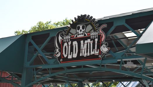 Old Mill dark ride at Kennywood Park gets a new look