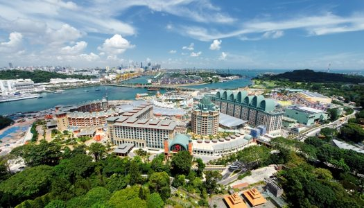 Universal Studios Singapore utilises facial recognition scanners at Resorts World Sentosa