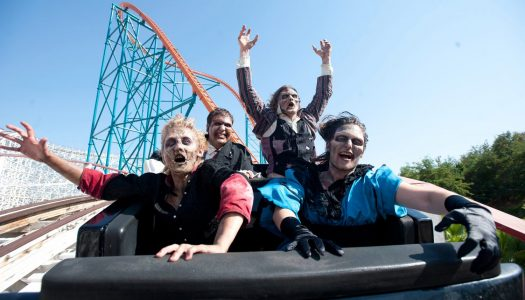Safety-adhering Fright Fest to return to Six Flags parks, renamed Hallowfest