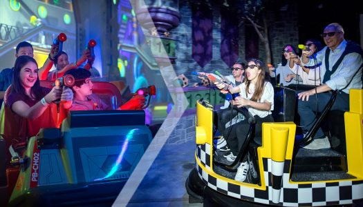 Sally Dark Rides contribute to record-breaking year for two leading theme parks