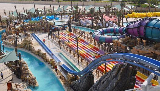 Yas Waterworld reopens in Abu Dhabi