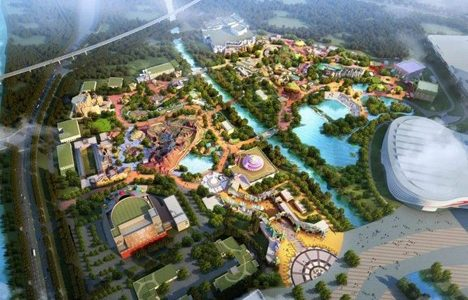 Chengdu Sunac Land has officially opened