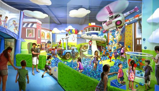 China Leisure teams up with ViacomCBS to develop Nickelodeon Playtime Entertainment Centre