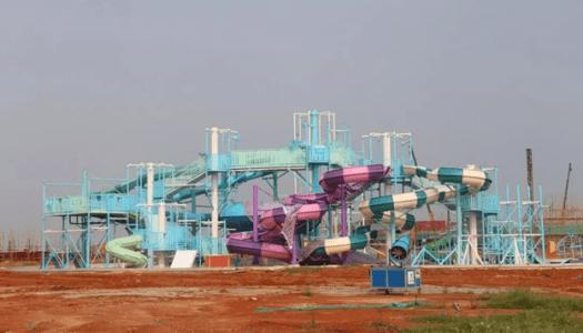 Entertainment venues at Beihai Enjoy International Coastal Tourism Resort due to open in 2021