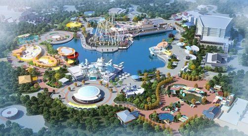 Ningbo and Ganzhou Fantawild 'Oriental Dawn' theme park to open in 2021