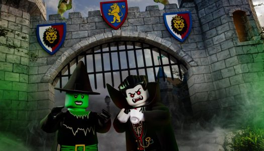 Legoland California introduces Halloween in Miniland