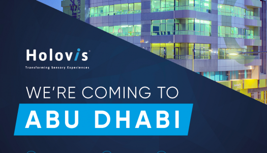 Holovis to open a new management and project office in Abu Dhabi