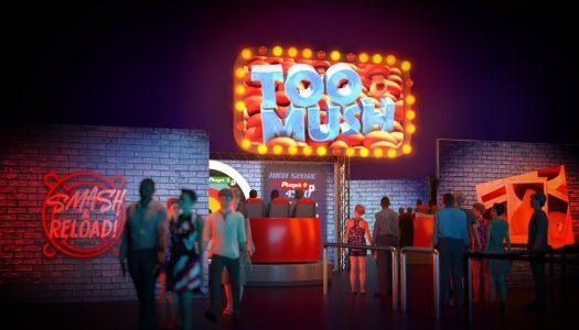 BoldMove announces 'TooMush' IP for Smash & Load dark ride family