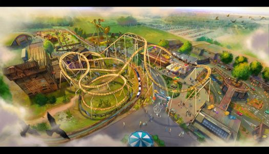 Tornado Springs to open at Paultons Park in 2021