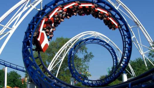 Visiting theme parks hailed an effective measure to counter post-Covid-19 anxiety