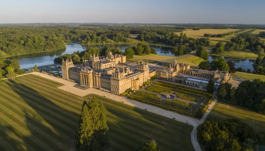 Blenheim Palace uses AI to estimate visitor numbers