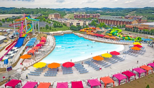 Aquatic Development Group wins WWA Leading Edge Award for design and build of Soaky Mountain Waterpark