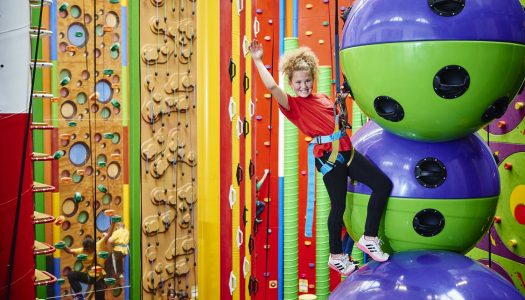 Clip 'n Climb present new look for two climbing products
