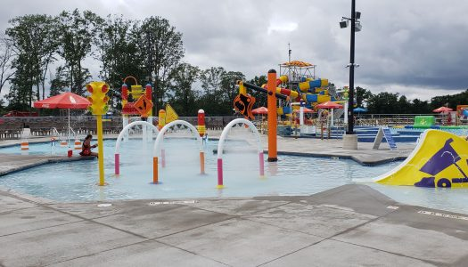 Empex Watertoys introduces Aquabild line of water features