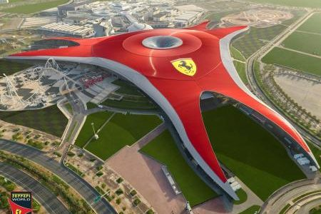 Zip Line and Roof Walk come to Ferrari World Abu Dhabi
