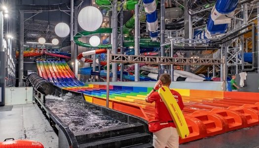 Polin Waterparks receives WWA Leading Edge Award for Suntago Water World