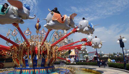 SoReal virtual reality experience comes to Shanghai Disney Resort