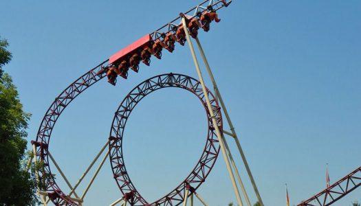 The Cobra coaster in Switzerland undergoes upgrade on its tenth birthday