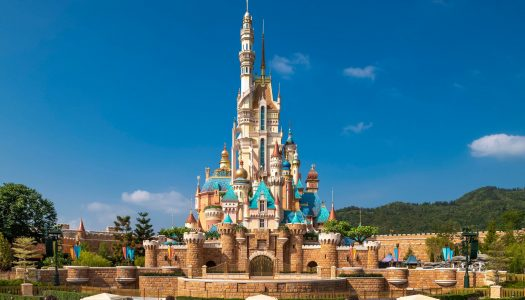 Hong Kong Disneyland Resort celebrates 15th anniversary with unveiling of Castle of Magical Dreams