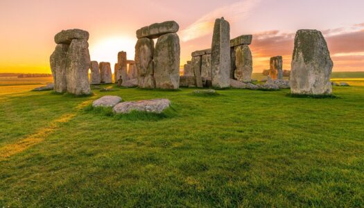 Stonehenge replica planned for prehistoric theme park in Yorkshire