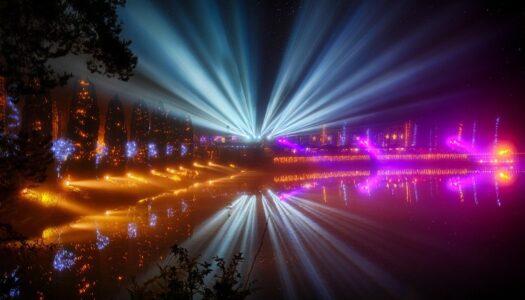 World of Illumination presents world's largest drive-through light show