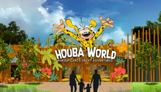 BoldMove launches Houba World, Marsupilami's Great Adventures indoor attraction park