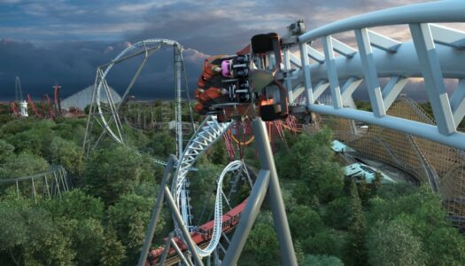 Design work commences on Falcon's Flight – the world's fastest rollercoaster