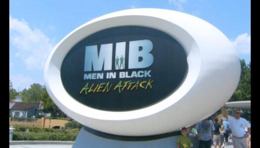 Men In Black Alien Attack attraction reaches 100 million riders milestone at Universal Orlando