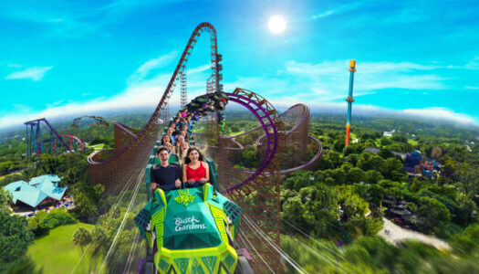 Busch Gardens Tampa Bay's Food and Wine Festival returns in 2021