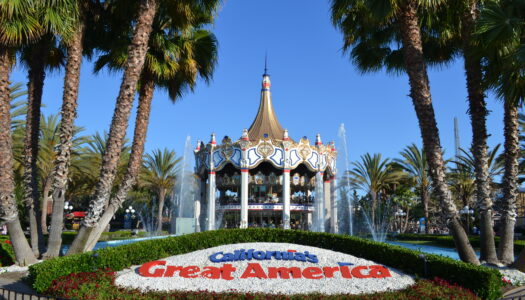 2021 reopening date announced for California's Great America